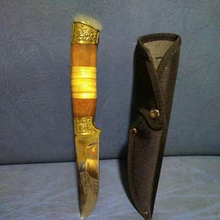 Fixed Hunting Knife