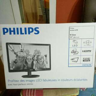 Philips LED monitor 23""