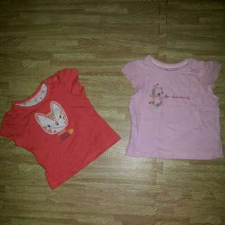 Mother care baby's t shirt