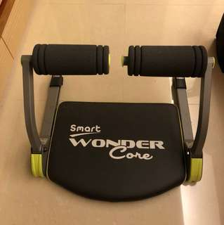 Smart wonder健身器材 二手