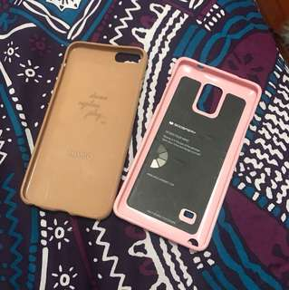 iphone 6Plus and Samsung Note4 case