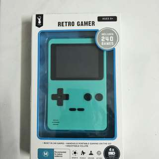 Typo Retro Gamer