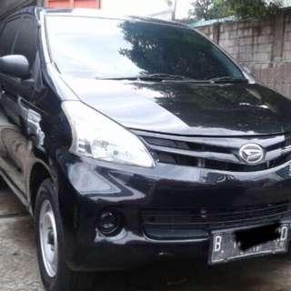 Mobil Daihatsu Xenia All New X 2013