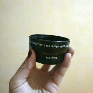 Wide Angle Adapter (Canon)