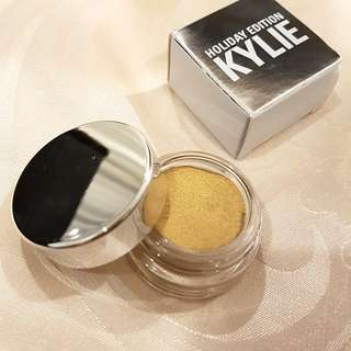 KYLIE Holiday Edition Creme Shadow | Yellow Gold