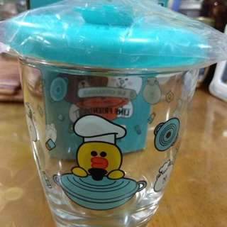7-11 711 LE CREUSET LINE FRIENDS BROWN SALLY 莎莉 圓形鍋 杯