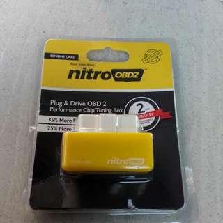Nitro OBD 2 Perfomance Tuning Chip
