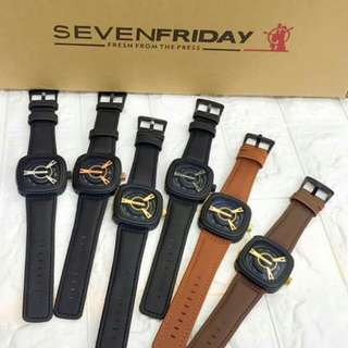 Seven Friday Watch