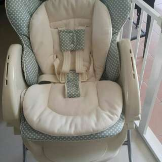Aprica High Low Chair Parenting System