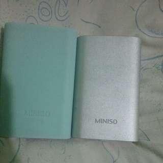 Miniso Powerbank