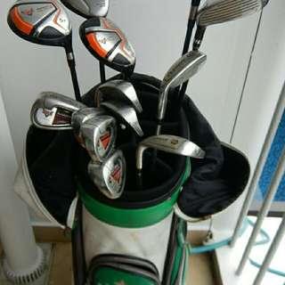 Golf clubs -mixed
