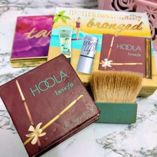 Authentic Full Size Benefit Hoola Bronzer