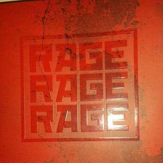 RAGE RAGE RAGE - Dubook Press #MY1212