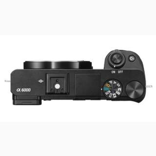 Sony A6000 Body Only