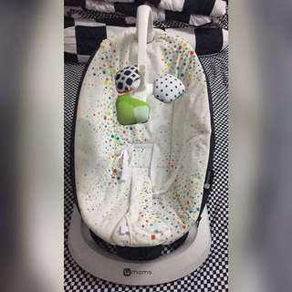 bounceroo 4moms for newborn