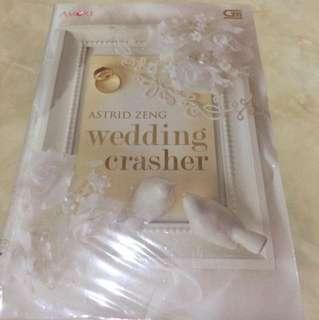 Astrid zeng, wedding crusher