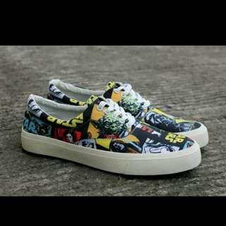 Sepatu Vans Star war