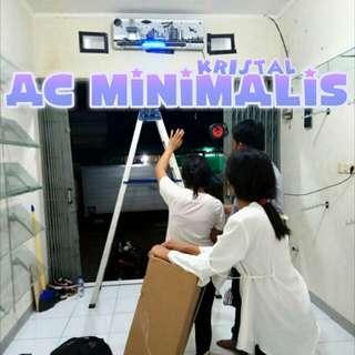 AC Minimalis Kristal Kesukaan keluarga