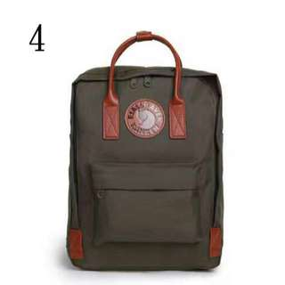Fine Artic Fox Kanken No. 2 Classic Bag