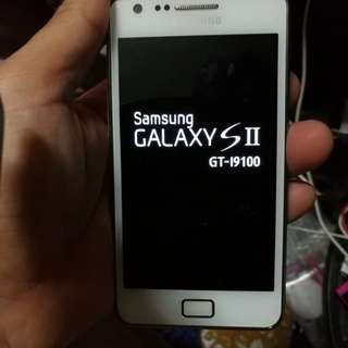 Samsung Galaxy s 2 gt 9100 (read & see my carousell information other mobile)
