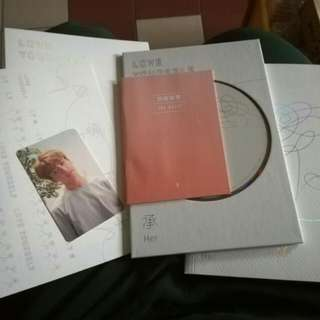 [ READY STOCK ] BTS Love Yourself 'Her' Album