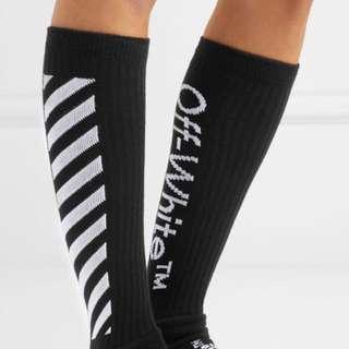 WTS Off-White Socks