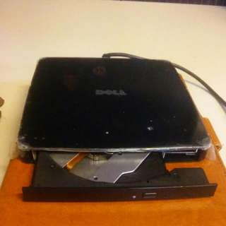 DELL External Usb DVDRW Drive