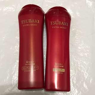 Tsubaki Shampoo and Conditioner 220ml