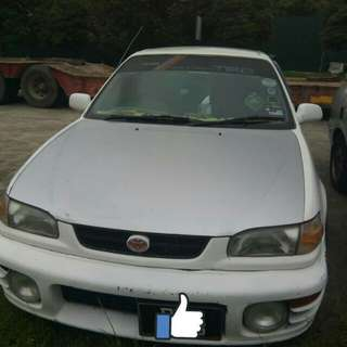 Toyota Corrolla Seg 1.3cc