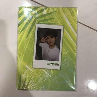 BTS RM Selfie Book