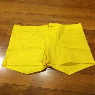 US Brand Dickies Yellow Shorts