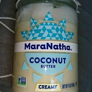 MaraNatha椰子醬