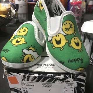 BN Flossy Mr Happy Shoes
