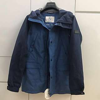 全新正品 Aigle 外套 Jacket (Size: XS)
