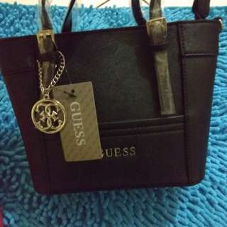Guess delaney mini black