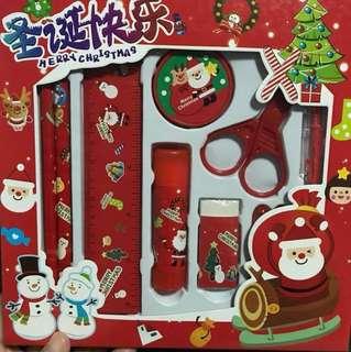 Christmas Stationery Set . Christmas present