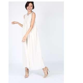 Love Bonito - New Madgine Smocked Maxi Dress