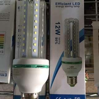 12w LED E27頭