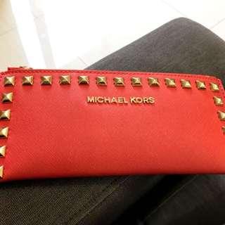 Authentic Micheal Kors Wristlet