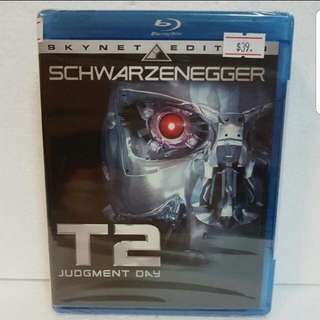 Blu-ray》Brand New T2 Judgement Day
