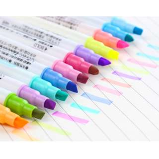 Mildliner double-sided highlighter [PO]