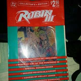 ROBIN III DC COMICS