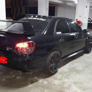 subaru impreza 1.6 auto SG