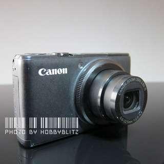 Christmas sales Used Canon powershot S95 camera