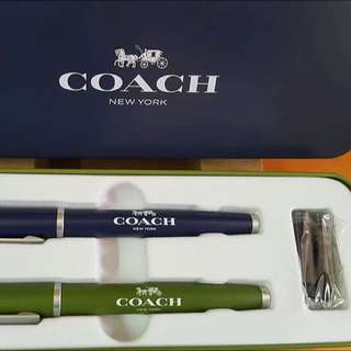 Authentic Coach Pen