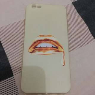 Case Lips Gold