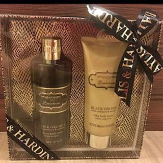 "Brand new Hardy and Baily""s Gift set"