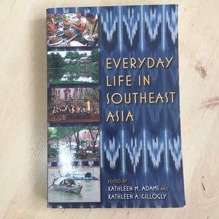 "SE1101E ""Everyday Life in SEA"" Textbook"