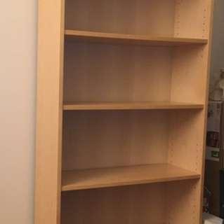 Billy Bookcase (birch veneer)
