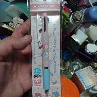 Little Twin Stars Jetstream 3 colors pen